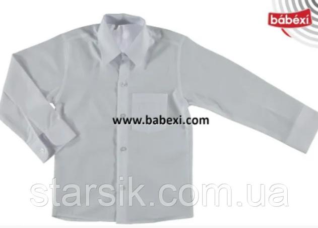 Рубашка для мальчика, Турция, Babexi, рр. 104-110, арт. 3997