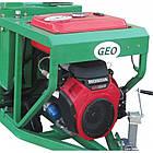 Измельчитель веток (рубильная машина) ECO 25 c бензиновым двигателем, фото 3