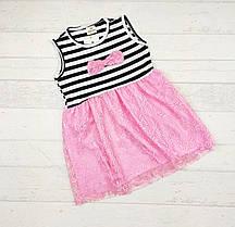 Детское платье для девочки 1,2,3,4 года