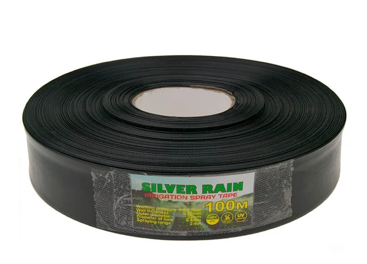Лента туман Silver Rain D32х0.2мм 100м