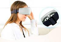 Аппарат (очки-массажёр) цветоимпульсной терапии для глаз Yashicoral MC-803 восстановление зрения