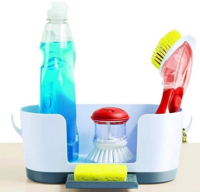 Органайзер на раковину Sink Caddy 7028 | Кухонный органайзер для мойки