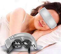 Аппарат (очки-массажёр) цветоимпульсной терапии для лечения глаз Yashicoral MC-803