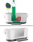 Органайзер на раковину Sink Caddy 7028 | Кухонный органайзер для мойки, фото 3