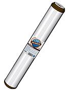 """Картридж для обезжелезивания воды Slim 20"""" Aquafilter FCCFE-L"""