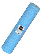 """Картридж антибактериальный из полипропиленового шнура Big Blue 20"""" AquaFilter FCPP20M20B-AB 5 мкм"""