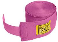 Бинты боксерские Benlee Elastic 3 м Rose (195002/2001)