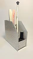 Підставка органайзер срібло для інструментів