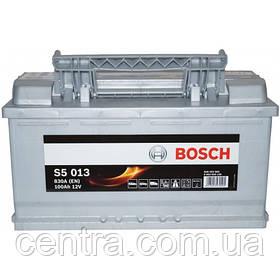 Автомобильный аккумулятор Bosch 6CT-100(S5 013) 0092S50130