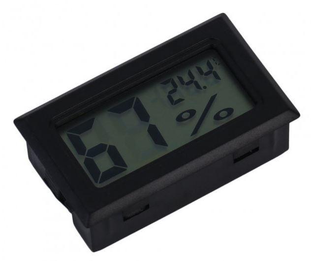 Цифровой термометр-гигрометр FY-11