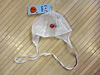 Детская шапочка  для новорожденных