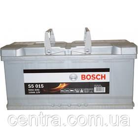 Автомобильный аккумулятор Bosch 6CT-110 (S5 015) 0092S50130