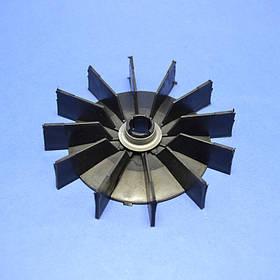 Крыльчатка охлаждения мотора для насоса БЦН (пластиковая)