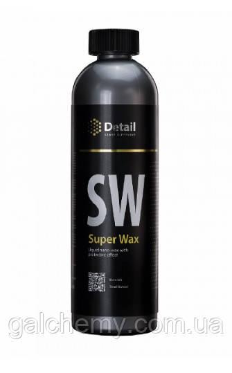 Рідкий віск Detail SW «Super Wax», концентрат (500 мл) ТМ Grass
