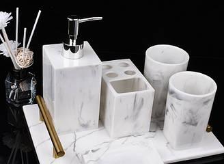 Набор аксессуаров для ванной 5 предметов RD-116