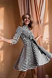 Платье женское в полоску 42-44, 46-48, фото 3