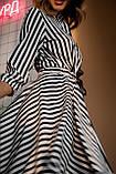 Платье женское в полоску 42-44, 46-48, фото 5