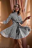 Платье женское в полоску 42-44, 46-48, фото 6