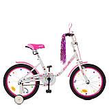 """Детский велосипед Profi Flower 18"""", фото 7"""