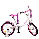 """Детский велосипед Profi Flower 18"""", фото 6"""