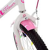 """Детский велосипед Profi Flower 18"""", фото 8"""