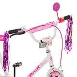 """Детский велосипед Profi Flower 18"""", фото 9"""