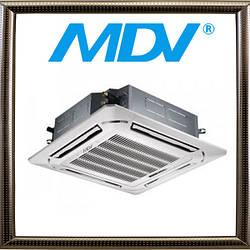 Кассетный внутренний блок MDV MDCD-36HRFN1 3D DC-Inverter ERP