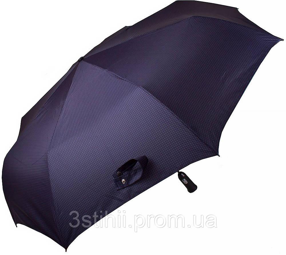 Зонт мужской автомат Doppler 743067-3 Тёмно-синий