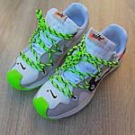 Женские кроссовки Nike Zoom Terra Kiger 5 Off-White (бело-салатовые) 20022, фото 5