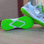 Женские кроссовки Nike Zoom Terra Kiger 5 Off-White (бело-салатовые) 20022, фото 8