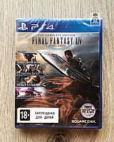 Final Fantasy XIV the Complete Edition Online (англ.) PS4, фото 1