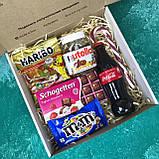 Подарочный Бокс City-A Box #71 для Мужчин и Женщин Сладкий Набор Sweet из 6 ед., фото 3