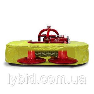 Фронтальные 2-х барабанные косилки FF 170, 190