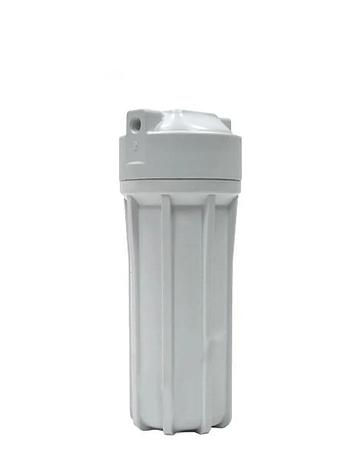 """Корпус фильтра для холодной воды 10"""" AquaFilter EG14WWAQ-2 1/4"""" белая колба, фото 2"""