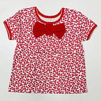 Детская футболка для девочки, 104см