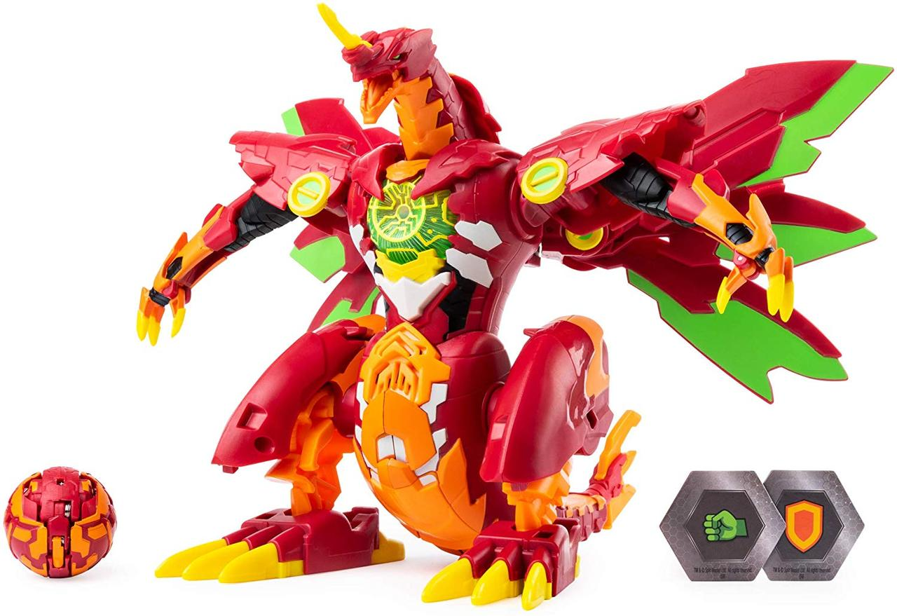 Бакуган Драгоноид Максимус Bakugan Dragonoid Maximus Battle planet. Spin Master! Оригинал из США