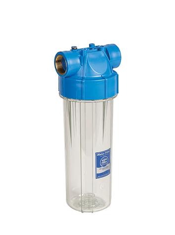 """Корпус фільтра для холодної води 10"""" AquaFilter FHPR34-B-AQ 3/4"""", фото 2"""