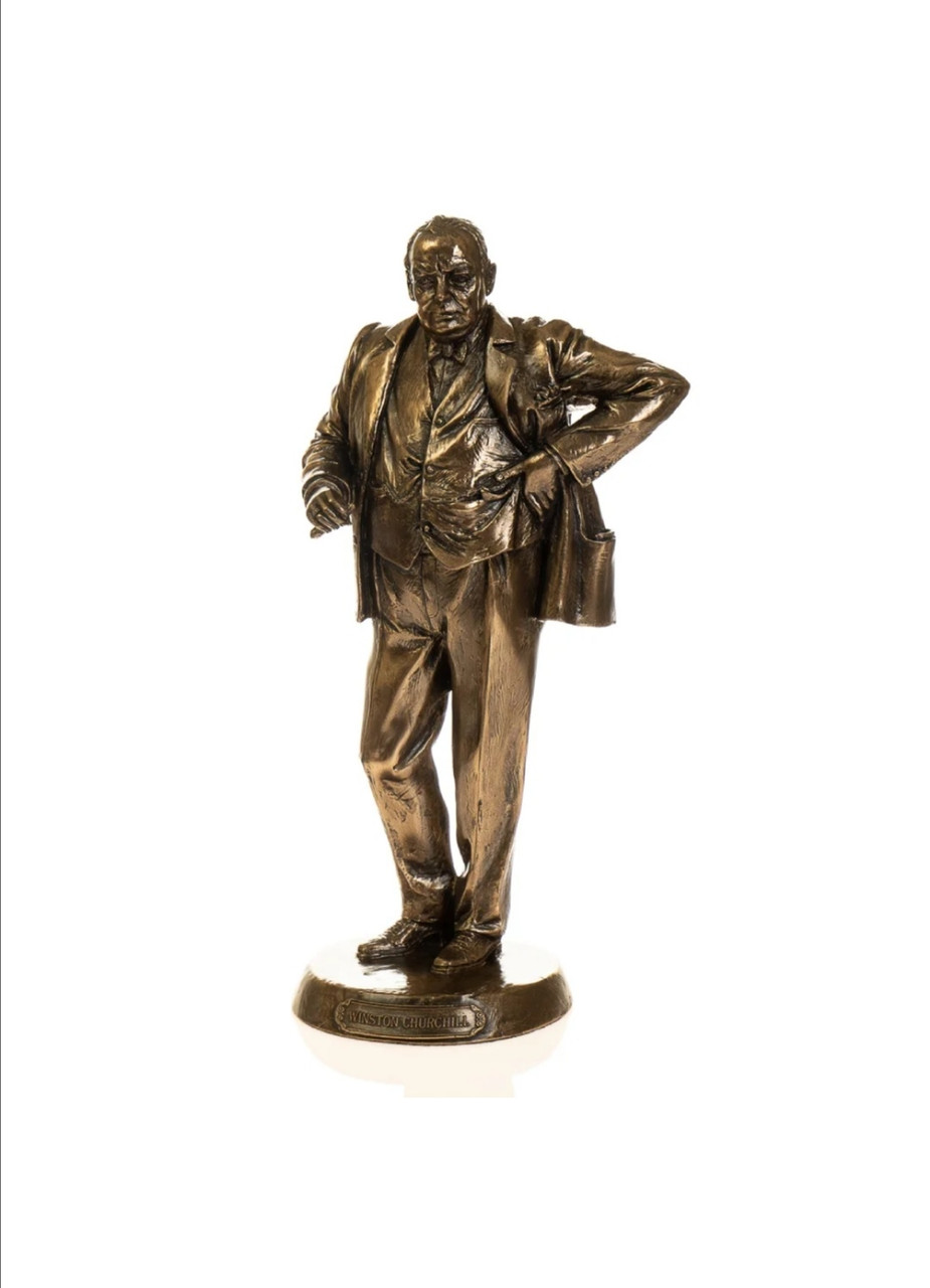 Статуэтка Veronese Уинстон Черчиль 23 см 77366