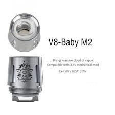 Испаритель Smok V8 Baby M2 0,25 Ом. TFV8 Baby\Big Baby\Big Baby Light\TFV12 Baby Prince (Клон).