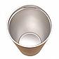 Термочашка с ложкой из нержавеющей стали Benson BN-130 (330 мл) золотая | термокружка Бенсон | термос Бэнсон, фото 2
