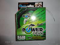 Нить плетенка Power Pro 0.10