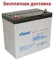 Аккумулятор Vimar 55Ач BG55-12 GEL, фото 1