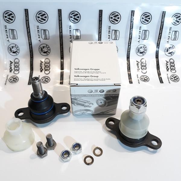 Шаровая опора Volkswagen CORRADO (1987-) 357407365A Коррадо. VAG Германия