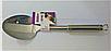 Ложка Benson BN-253 из нержавеющей стали | столовые приборы | кухонные ложки | ложка из нержавейки, фото 3