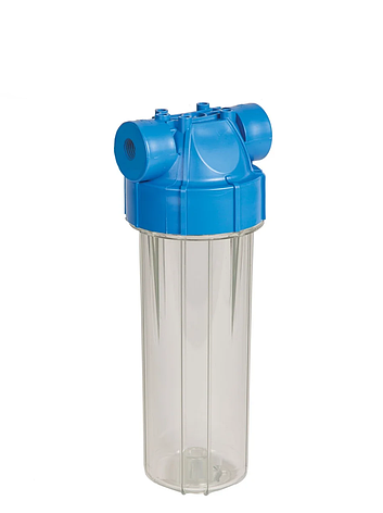 """Корпус фильтра для холодной воды 10"""" AquaFilter FHPL38-D 3/8"""", фото 2"""
