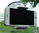 Автодержатель HOCO (CA5) черно/желтый  для телефона с присоской  Автомобильный держатель, фото 2