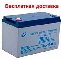 Аккумулятор Luxeon LX1260G GEL 60Ач, фото 1