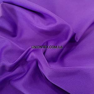 Ткань мемори коттон фиолетовый