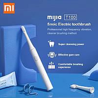 Электрическая зубная щетка Xiaomi Mijia Sonic Electric Toothbrush (T100) White
