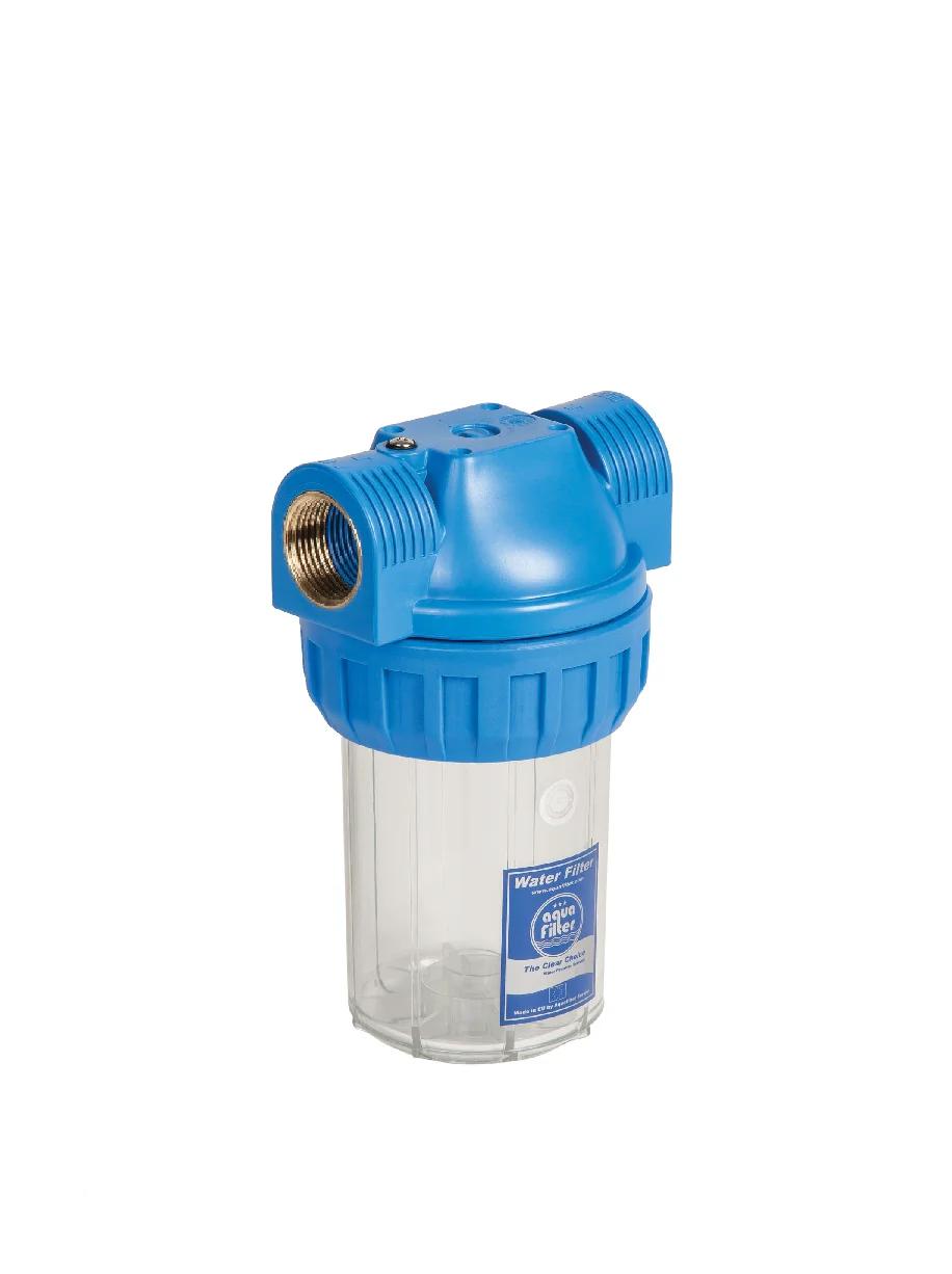 """Корпус фільтра для холодної води 5"""" AquaFilter FHPR5-1 1"""""""